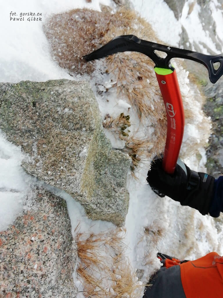 Czekan-Climbing-Technology-Dron-Plus-ma-agresywne-ostrze