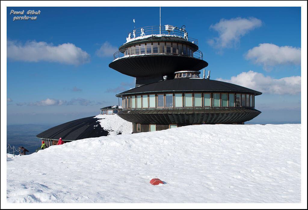 Szlak-na-Sniezke-Czechy-Śnieżka