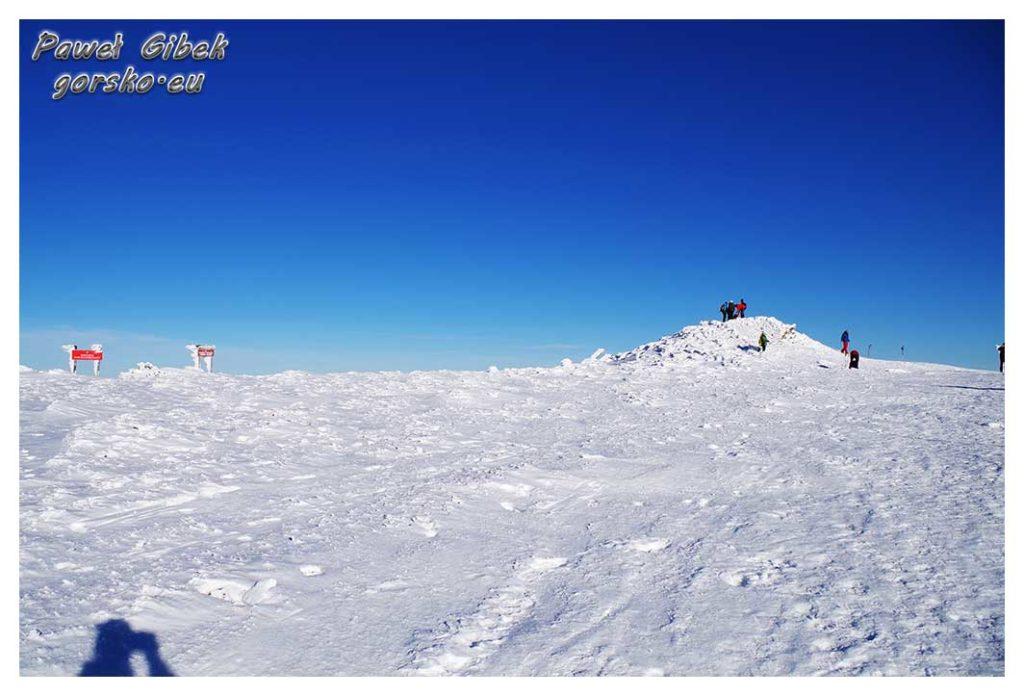 Śnieżnik-zimą.-Śnieżnik-1426-m