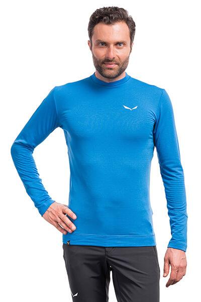 Koszulka-Salewa-Pedrock-PTC-jaka-bielizna-termoaktywna-na-zime