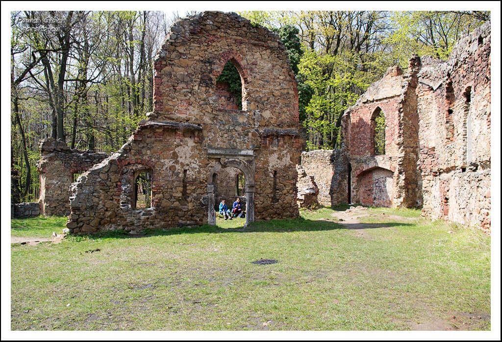 Ruiny-Zamku-Stary-Książ-5