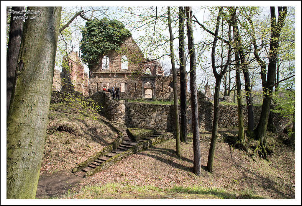 Ruiny-Zamku-Stary-Książ-6