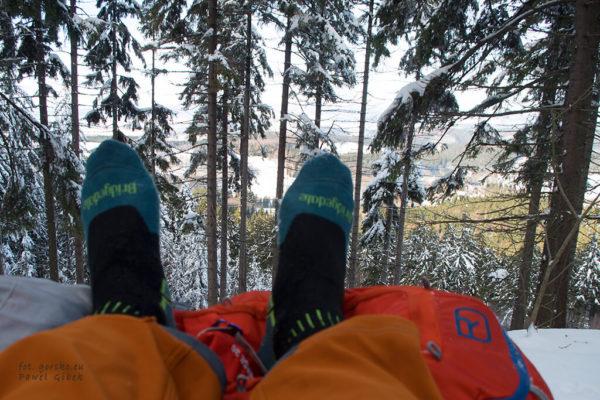 Test skarpet narciarskich Bridgedale Ski Mid+ Merino