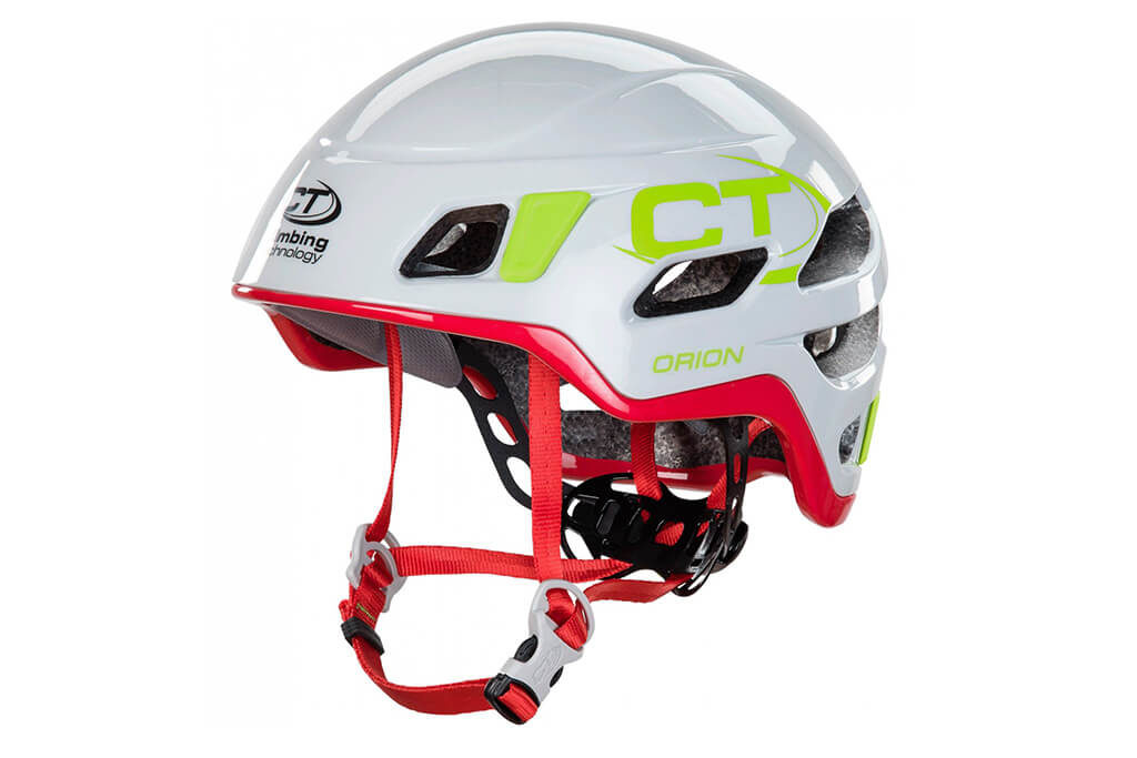 Sprzęt-na-via-ferraty-kask-Climbing-Technology-Orion