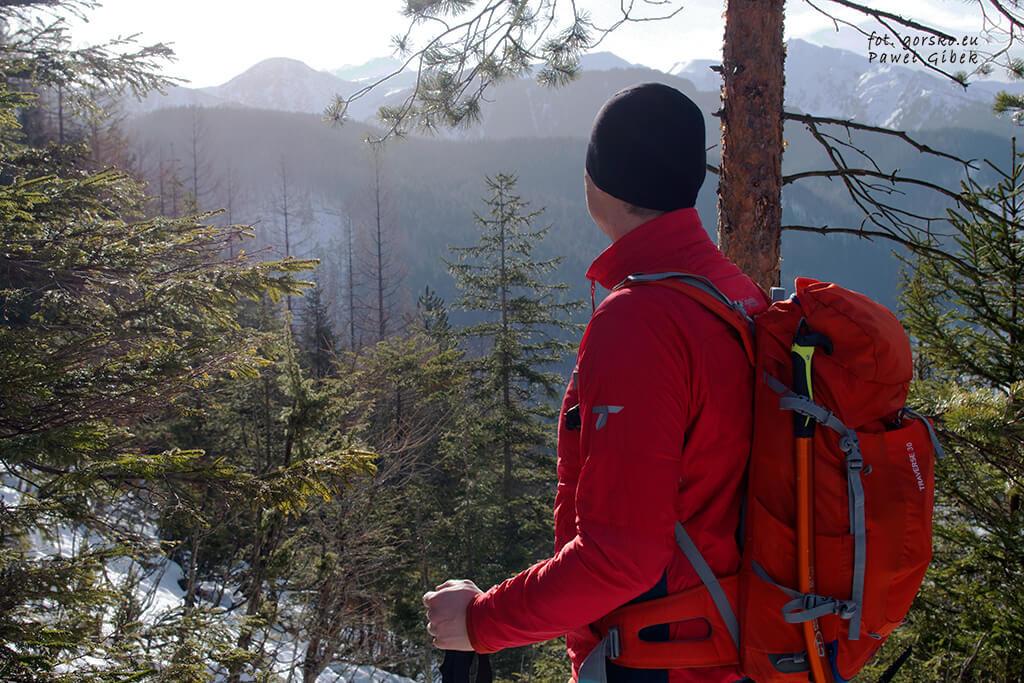 Kurtka-Columbia-Alpine-Traverse-na-tatrzańskim-trekkingu