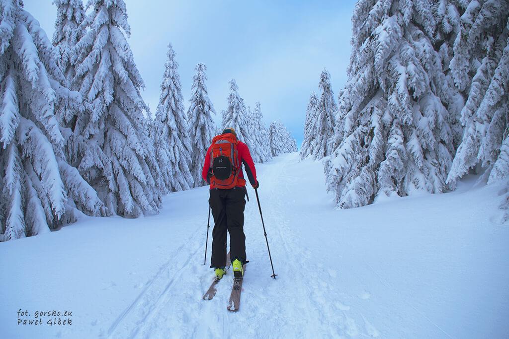 Test-kurtki-Columbia-Alpine-Traverse-w-trakcie-wypadu-skiturowego-w-Karkonosze-2