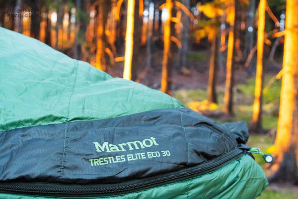 Read more about the article Test śpiwora Marmot Trestles Elite Eco 30