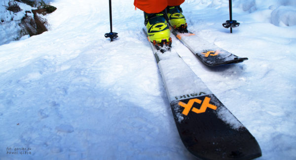 Test nart skiturowych Voelkl VTA 98