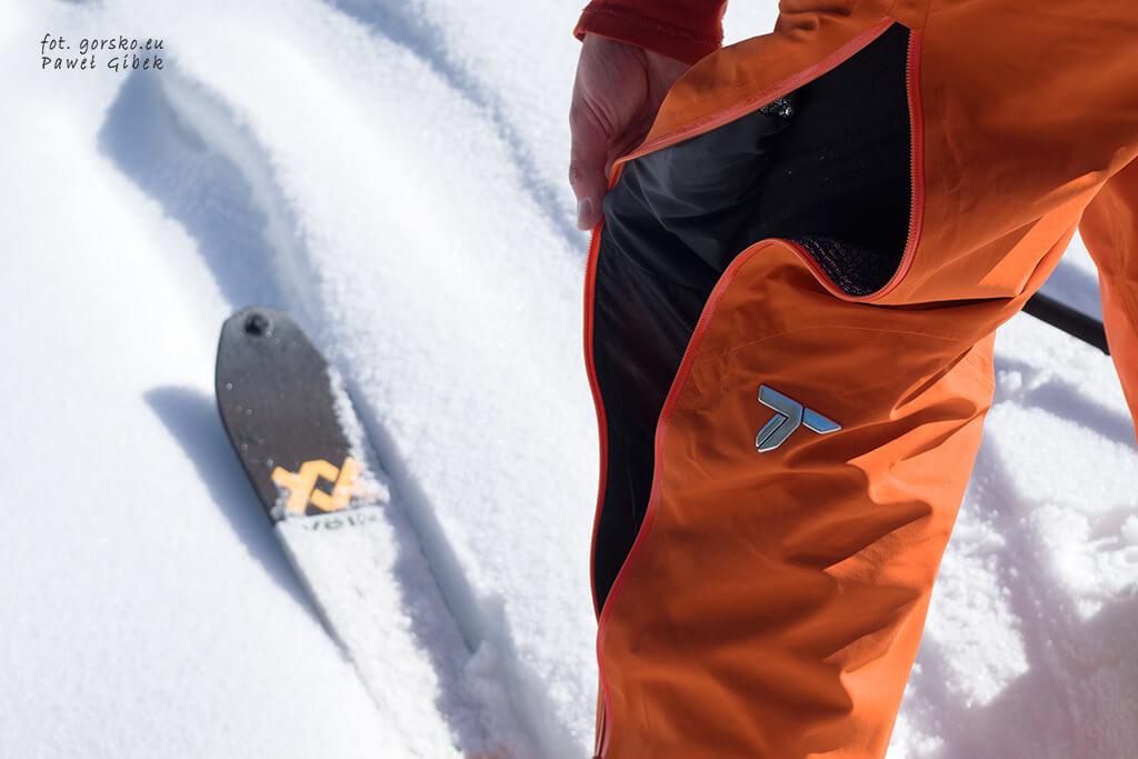 Spodnie-narciarskie-Columbia-wywietrzniki