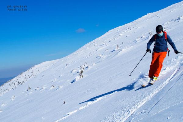 Test spodni skiturowych Columbia Powder Keg II