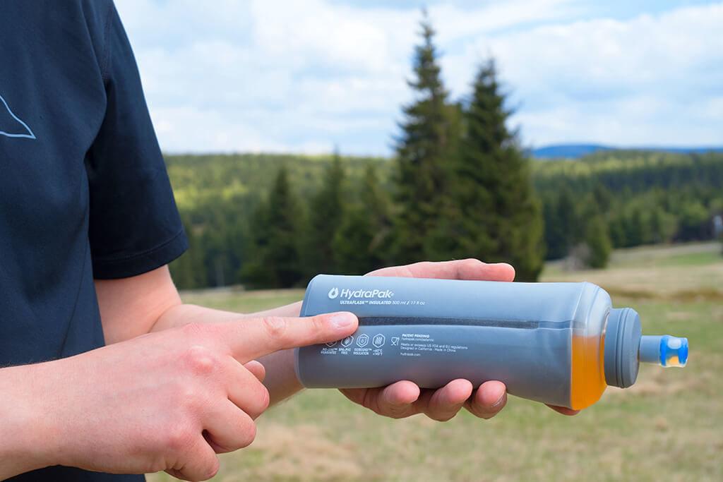 HydraPak Ultraflask z izoację IsoBound