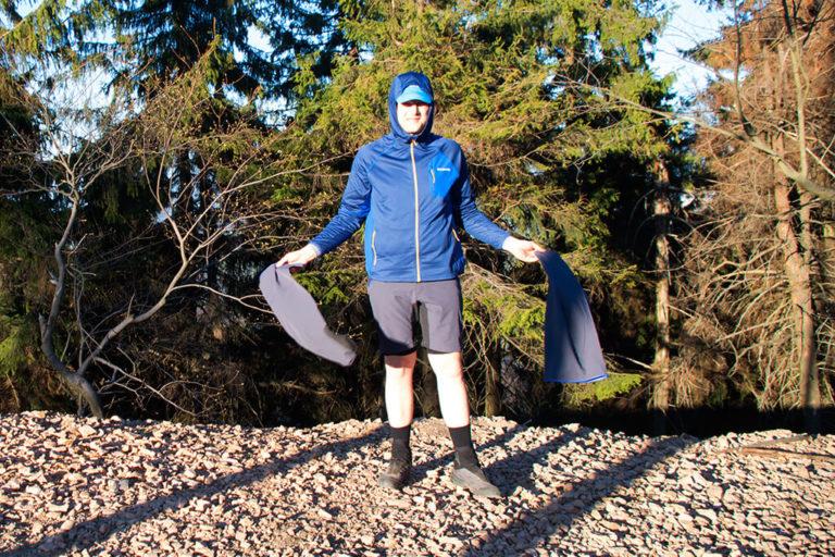 Możliwość odpięcia nogawek to najważniejsza cecha testowanych spodni