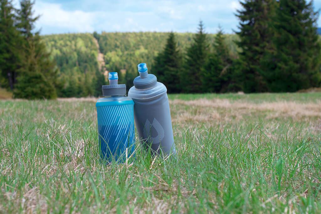 Test miękkich bidonów na wodę HydraPak Softflask i HydraPak Ultraflask
