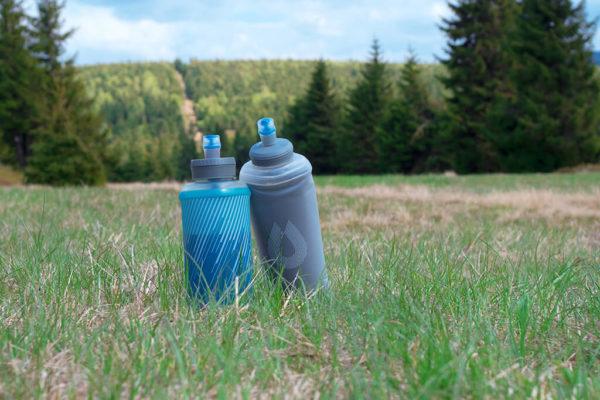 Read more about the article Test miękkich bidonów na wodę HydraPak Softflask i HydraPak Ultraflask
