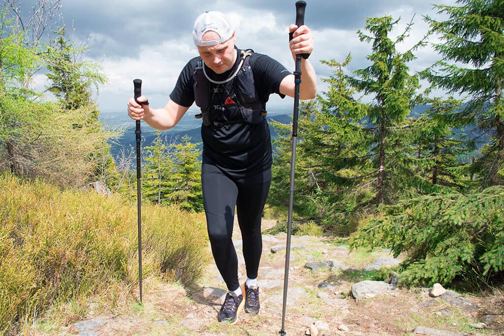 Wycieczka biegowa w Górach Izerskich