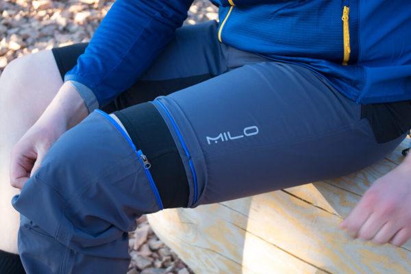 Read more about the article Test spodni 2 w 1 Milo Marre z odpinanymi nogawkami