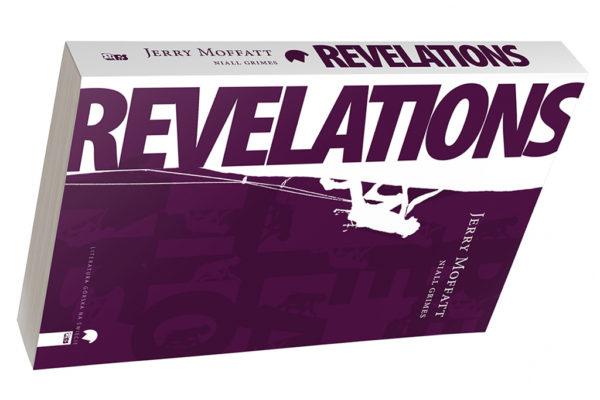 """Recenzja książki """"Revelations"""" Jerry'ego Moffatta"""