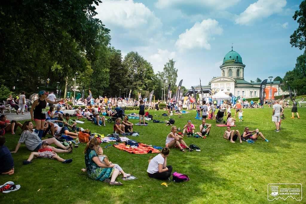 Dolnośląski Festiwal Biegów Górskich - kibice