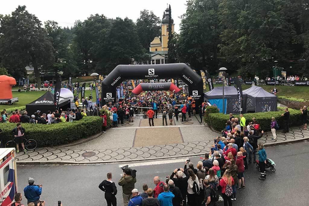 Dolnośląski Festiwal Biegów Górskich - start