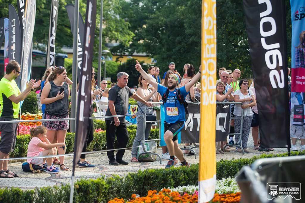 Dolnośląski Festiwal Biegów Górskich - zawodnicy