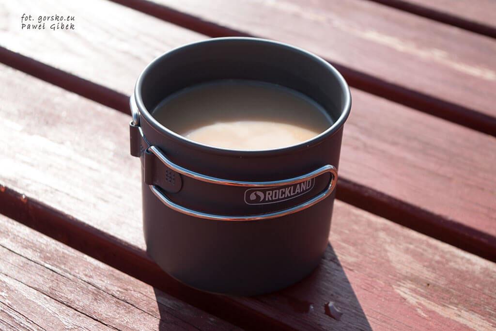 Kubek turystyczny Rockland Anodized Mug