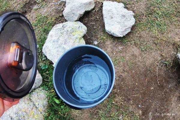 Kovea Alpine Pot - garnek 1,1 litra