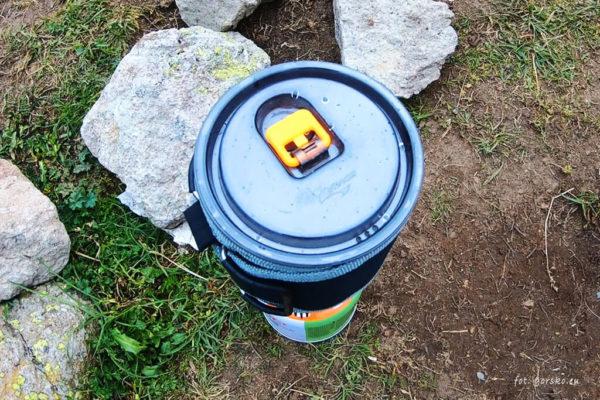 Kuchenka Kovea Alpine Pot - zakrywka