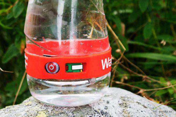 Wskaźnik zużycia filtra Water-to-Go