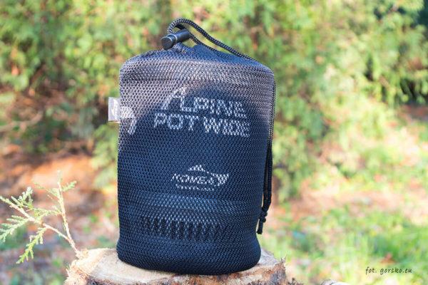 Zestaw do gotowania Kovea Alpine Pot - pokrowiec
