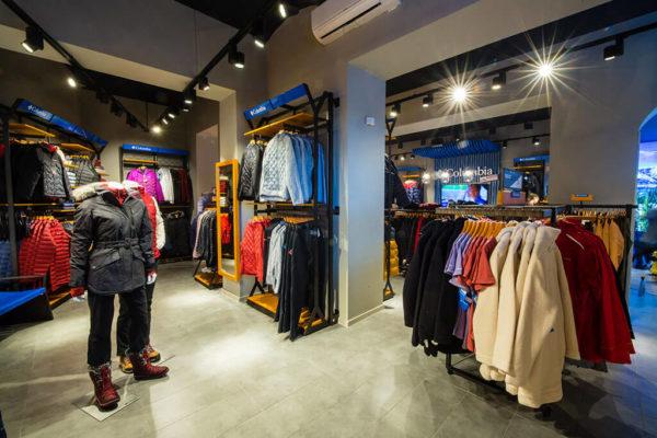 Read more about the article Columbia otwiera pierwszy sklep monobrandowy w Polsce