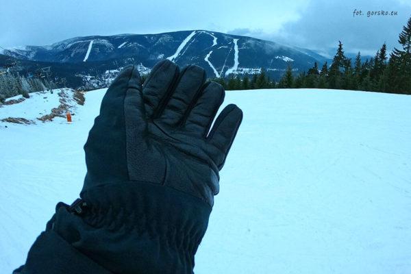 Rękawice zimowe Columbia chwyt