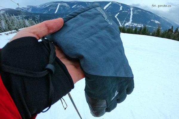 Rękawice zimowe Columbia mankiet