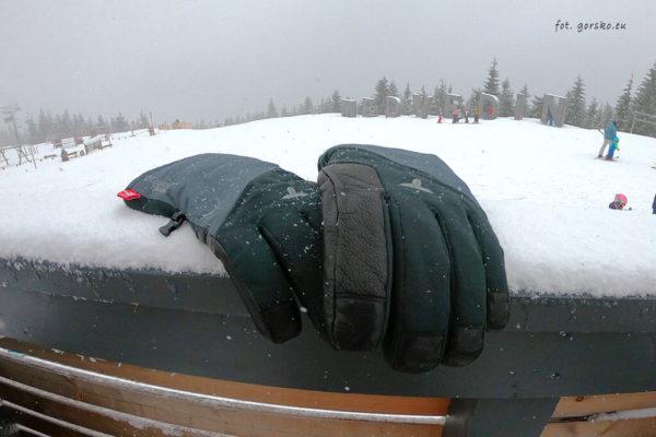 Test rękawic zimowych Columbia Powder Keg II