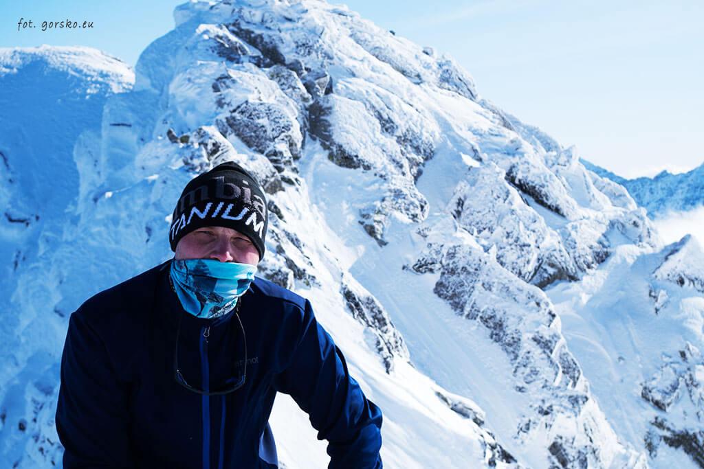 Czapka Columbia zimowa przód