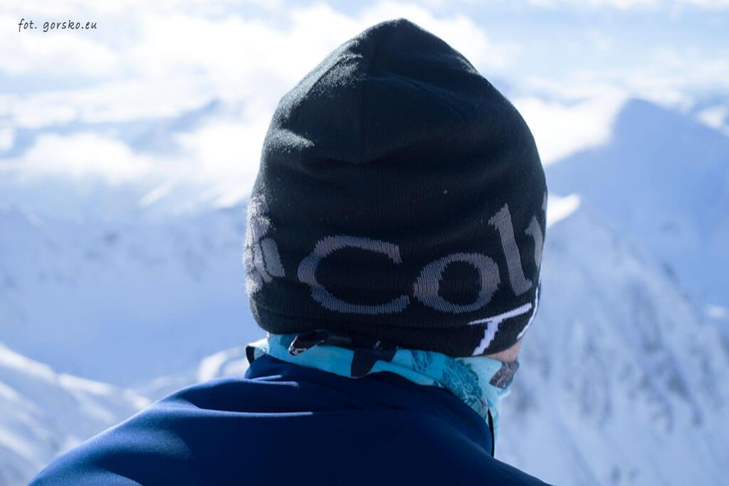 Czapka Columbia zimowa tył