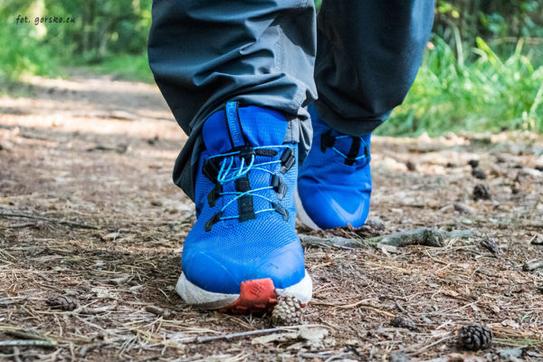Test butów hikingowych Columbia Facet 30 OutDry