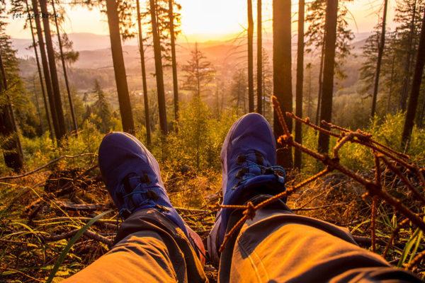 Buty hikingowe Columbia Facet 30 OutDry - test w Rudawach Janowickich