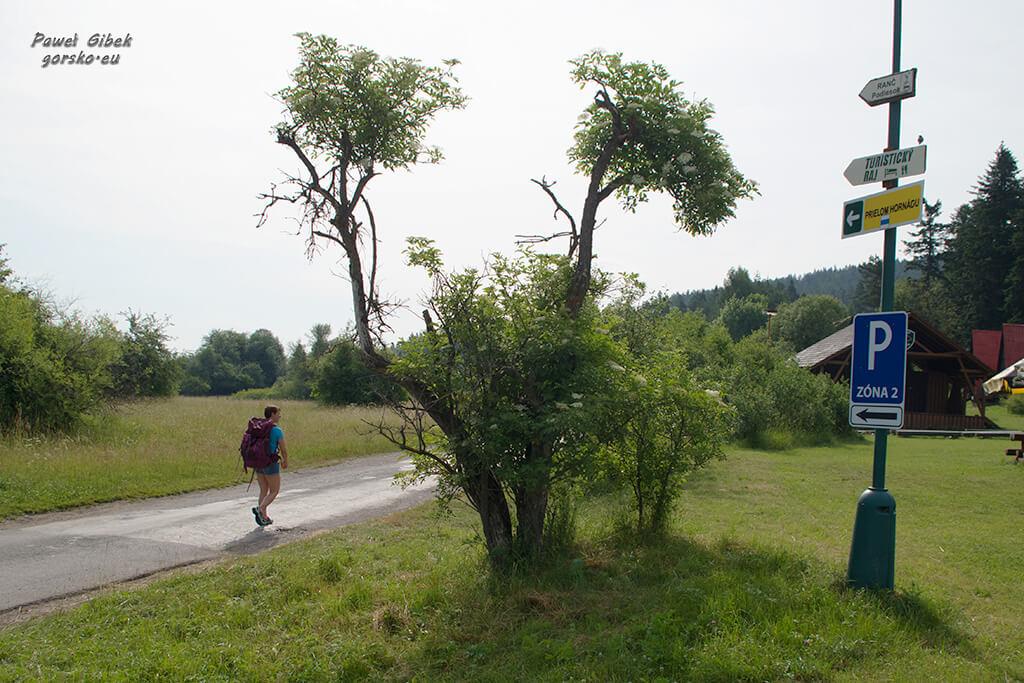 Kierunek-Przełom-Hornadu