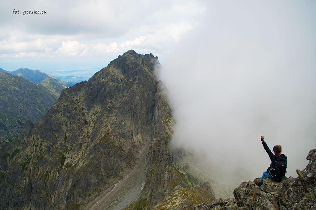 Koprowy Wierch szczyt