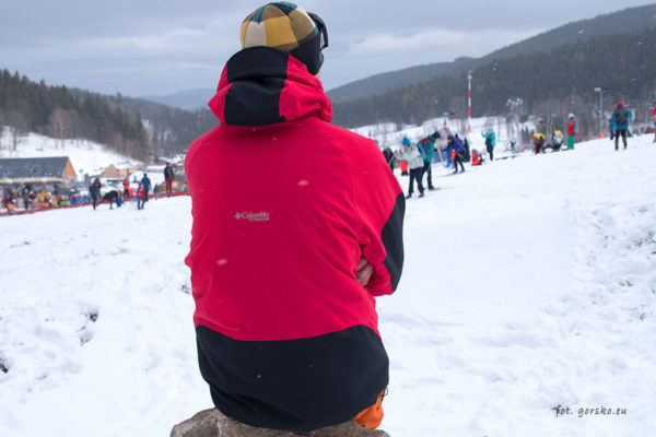 Kurtka narciarska Columbia Powder Keg III - kurtka na stok i freeride