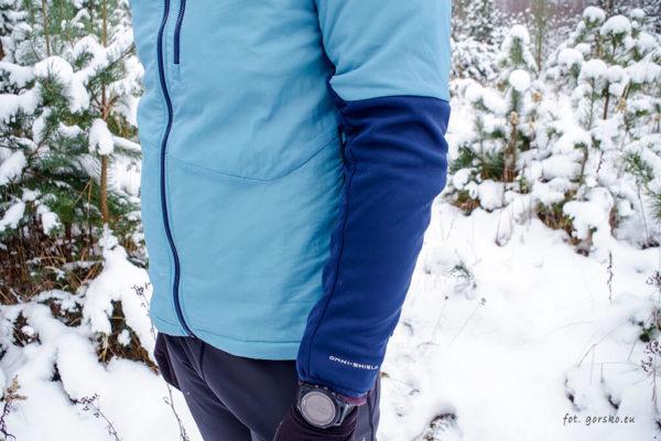 Bluza-hybrydowa-Columbia-Peak-Pursuit-Hybrid-Midlayer-impregnacja-Omni-Shield
