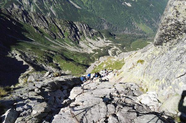Read more about the article Świnica z Kasprowego Wierchu. Zobacz opis szlaku, zdjęcia i mapę