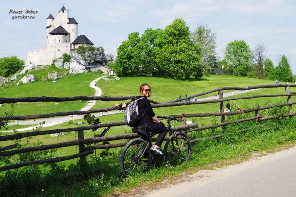Read more about the article Szlak Orlich Gniazd – rowerem przez Śląsk i Małopolskę