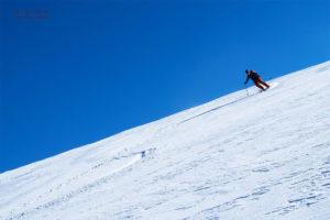 Łabski Szczyt i Szrenica na nartach skiturowych