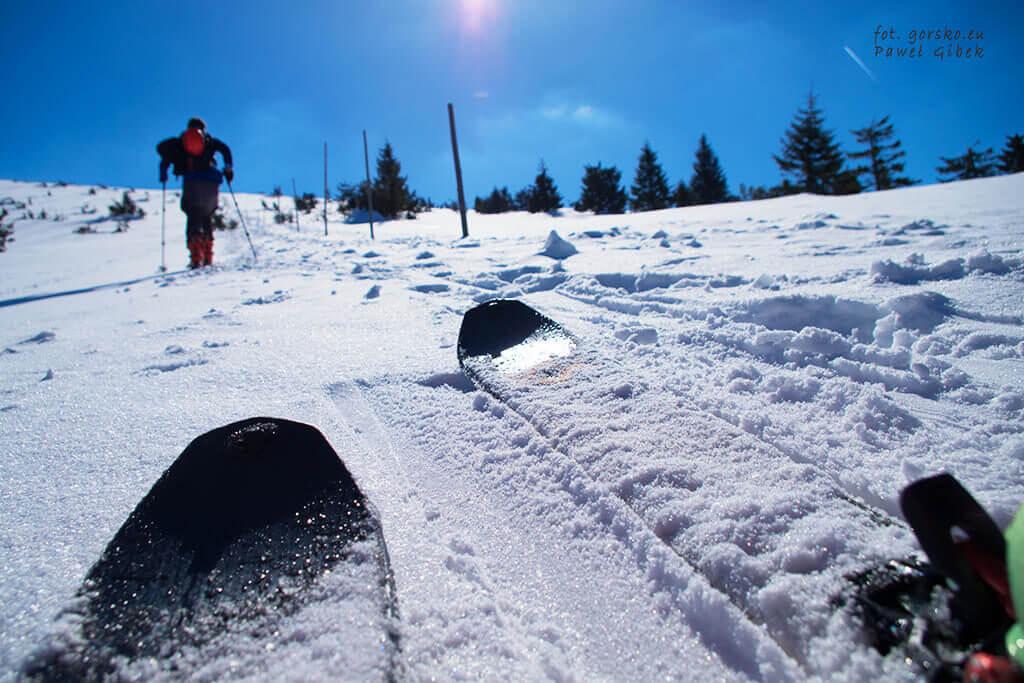 Podejście-na-Łabski-szczyt